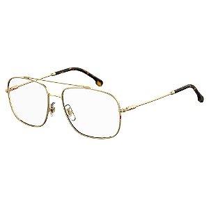 Armação para Óculos Carrera 182/G J5G 6017 - 60 Dourado