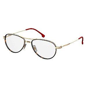 Armação para Óculos Carrera 169/V 06J 5618 - 56 Dourado