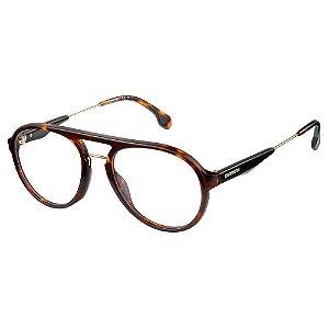 Armação para Óculos Carrera 137/V 2IK 5319 - 53 Marrom