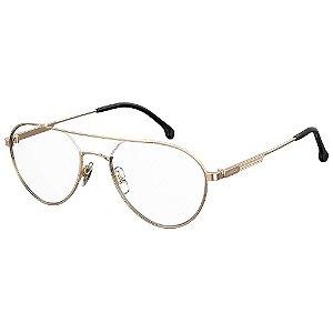 Armação para Óculos Carrera 1110 000 5519 - 55 Dourado