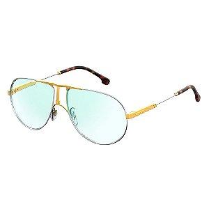 Armação para Óculos Carrera 1109 PZ7 5914 - 59 Dourado