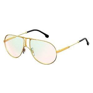 Armação para Óculos Carrera 1109 001 5914 - 59 Amarelo