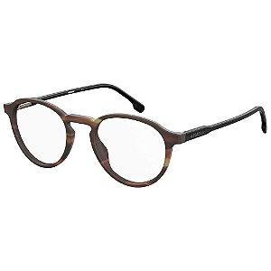 Armação para Óculos Carrera 233 KVI 5021 - 50 Marrom
