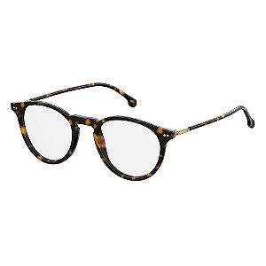 Armação para Óculos Carrera 145/V 086 4921 - 49 Marrom