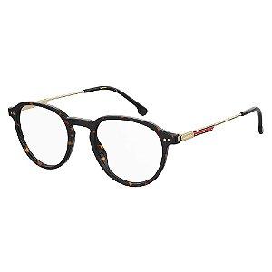 Armação para Óculos Carrera 1119 086 4920 - 49 Marrom