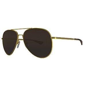 Óculos de Sol HB Racer Gold - Trend /55