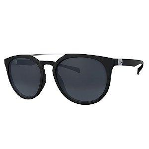 Óculos de Sol HB Burnie Matte Black - Trend /55