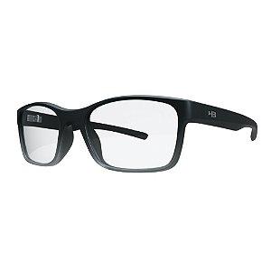 Armação de Óculos HB 93153 Matte Black - Teen /48
