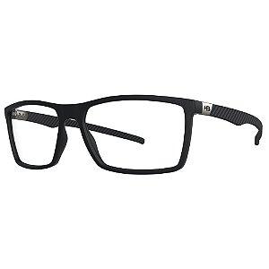 Armação de Óculos HB 93149 Montain Black - Lifestyle /57