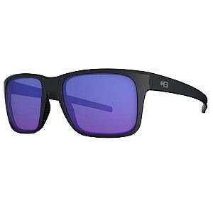 Óculos de Sol HB H-Bomb 2.0 Matte Blue - Lifestyle /56