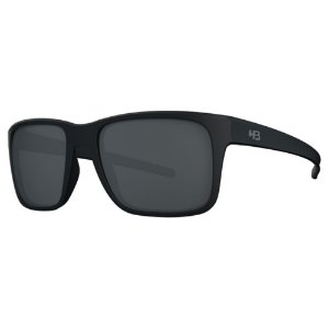 Óculos de Sol HB H-Bomb 2 Matte Gray Polarizado - Lifestyle