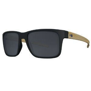 Óculos de Sol HB H-Bomb 2.0 Matte Wood - Lifestyle /56