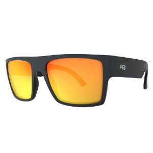Óculos de Sol HB Loud Matte Red - Trend /56
