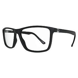 Armação de Óculos HB Polytech 0367 Matte Black - Lifestyle