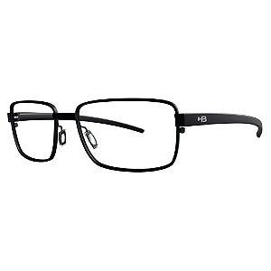 Armação de Óculos HB 0369 Matte Graphite - Lifestyle /58