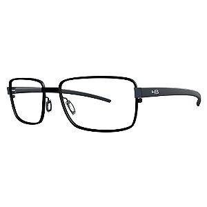 Armação de Óculos HB 0369 Matte Blue - Lifestyle /58