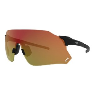 Óculos de Sol HB Quad X Matte Red - Performance /150