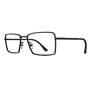 Armação de Óculos HB 0391 Matte Black - Lifestyle /58