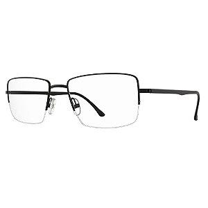 Armação de Óculos HB 0392 Matte Black - Lifestyle /55