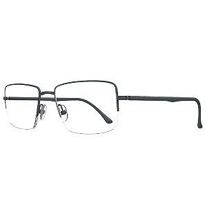 Armação de Óculos HB 0392 Matte Graphite - Lifestyle /55
