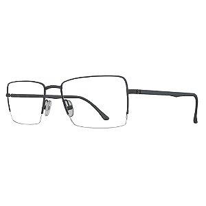 Armação de Óculos HB 0393 Matte Graphite - Lifestyle /55