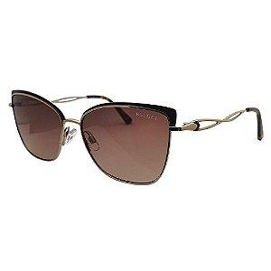 Óculos de Sol Bulget BG3231N - Dourado 57