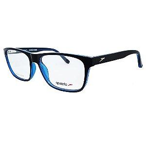 Armação para Óculos de Grau Speedo Paraná H01 - Preto 57