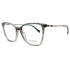 Armação para Óculos de Grau Hickmann HI60006 G22 - Cinza 54