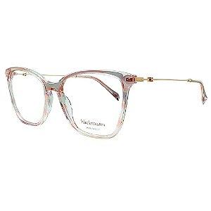 Armação para Óculos de Grau Hickmann HI60006 - Rosa 54