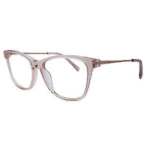 Armação para Óculos de Grau Atitude ATK6027N - Rosa 50