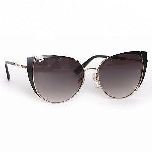 Óculos de Sol Ana Hickmann AH322209A/55 - Preto