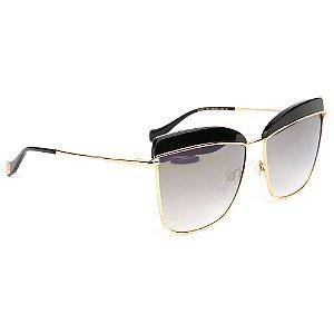 Óculos de Sol Ana Hickmann AH3191 A01/60 Dourado