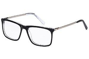 Óculos de Grau Tigor T Tigre VTT074 C4/50 Preto