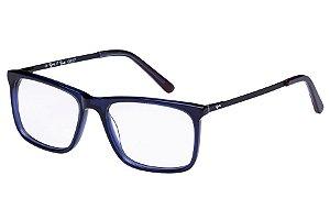 Óculos de Grau Tigor T Tigre VTT074 C3/50 Azul Escuro