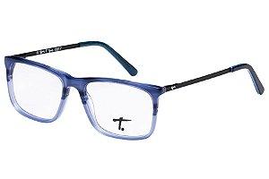 Óculos de Grau Tigor T Tigre VTT074 C2/50 Azul Mesclado