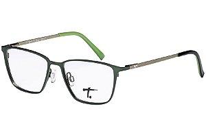 Óculos de Grau Tigor T Tigre VTT073 C3/47 Verde