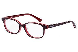 Óculos de Grau Lilica Ripilica VLR104 C01/47 Bordô