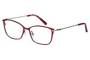 Óculos de Grau Lilica Ripilica VLR092 C1/50 Vermelho