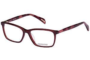 Óculos de Grau Victor Hugo VH1723 0L00/53 Bordô