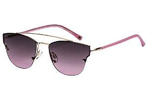 Óculos de Sol Lilica Ripilica SLR116 C03/50 Dourado/Rosa