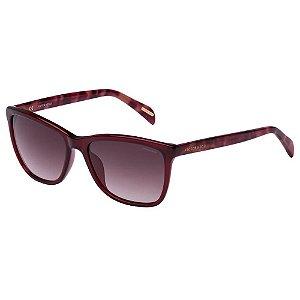Óculos de Sol Victor Hugo SH1729 0L00/55 Bordô/Mesclado