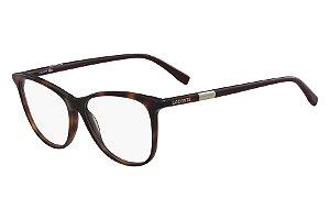 Óculos de Grau Lacoste L2822 214/53 Tartaruga