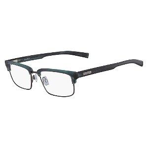 Óculos de Grau Nautica N8139 445/55 Verde Azulado Fosco