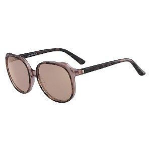 Óculos de Sol Calvin Klein CK8573S 643/55 - Tartaruga