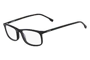 Óculos de Grau Lacoste L2808 001/55 Preto