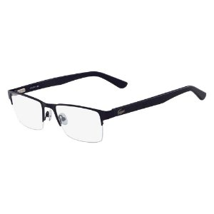 Óculos de Grau Lacoste L2237 424/55 Azul Fosco