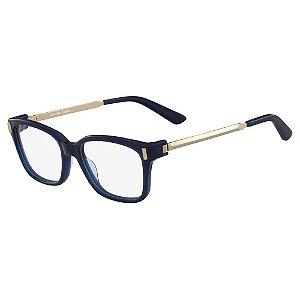 Óculos de Grau Calvin Klein CK8556 405/50 Azul