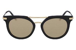 Óculos de Sol Calvin Klein CK1232S 002/52 Preto/Dourado