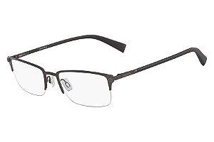 Óculos de Grau Nautica N7281 237/56 Marrom Fosco