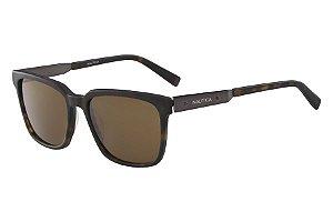 Óculos de Sol Nautica N6227S 215/56 Tartaruga Fosco Escuro